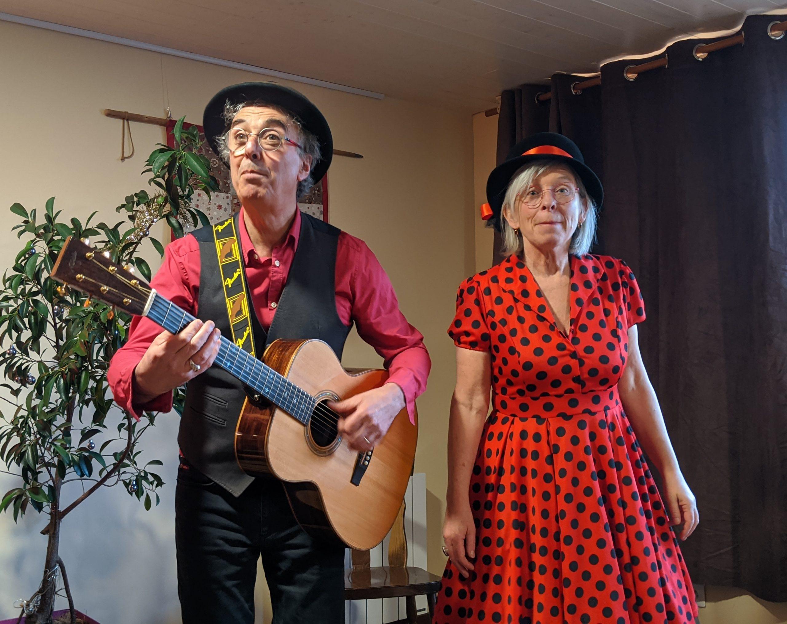Linda & Jean-Charles